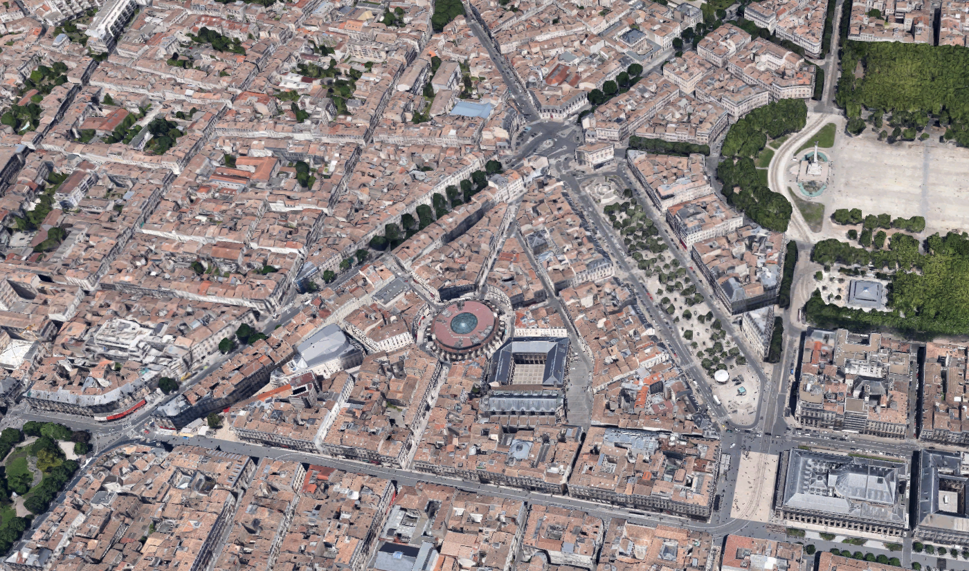 Investir à Bordeaux depuis Londres : Le Triangle d'Or