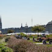 Bordeaux, une ville en plein essor