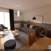 Vente Appartement TALENCE ROUTAING